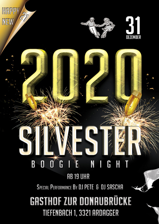 Silvester Boogie Night in Ardagger